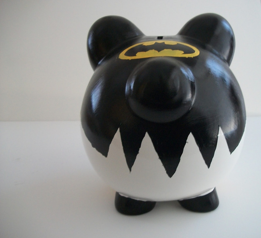 ceramic piggy banks to paint interesting ideas for home