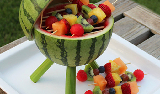 Creative Fruit Bowl Ideas 2