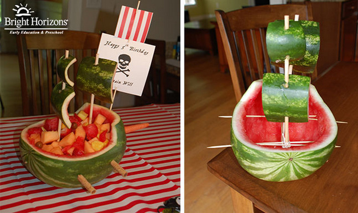 Creative Fruit Bowl Ideas 4