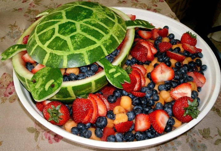 Creative Fruit Bowl Ideas
