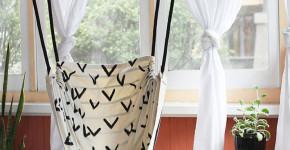 DIY Hanging Hammock Chair