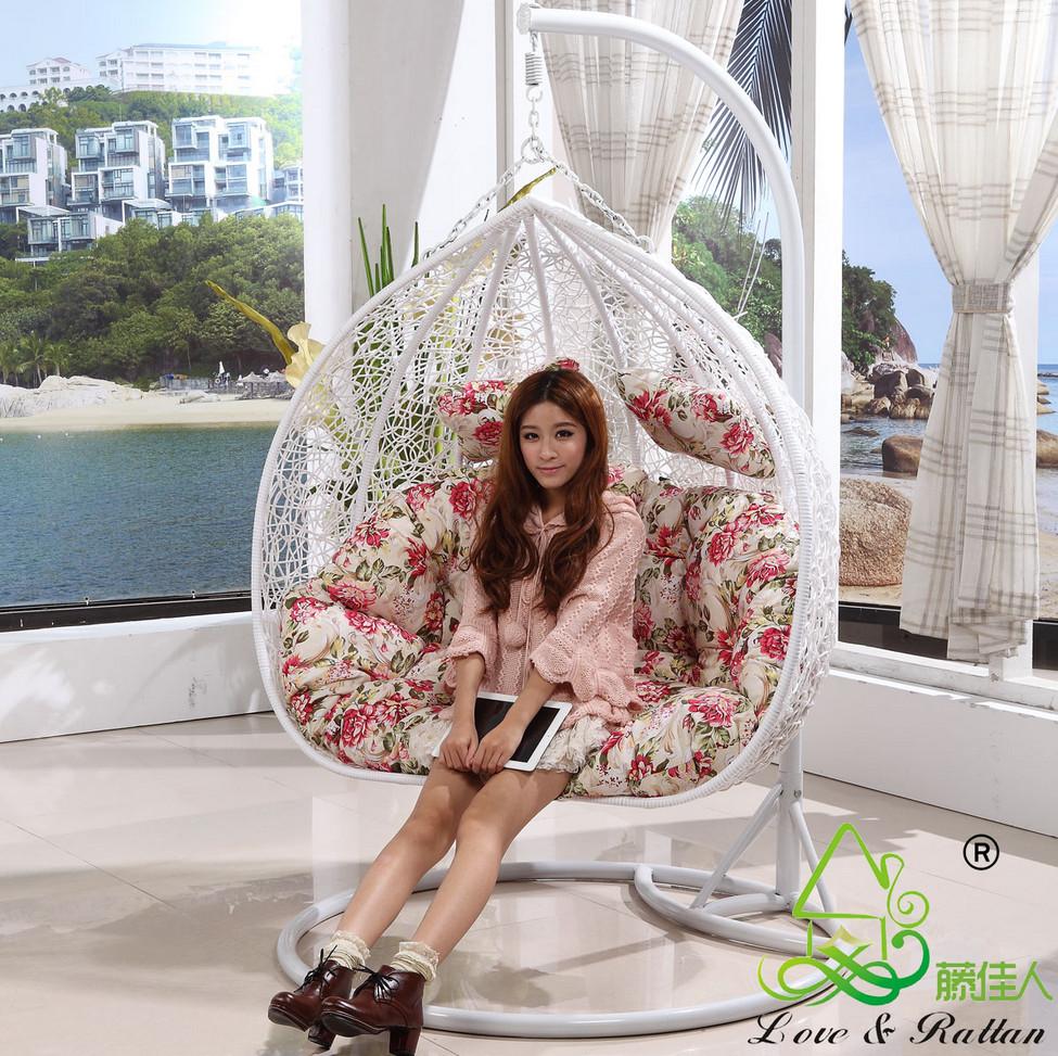 DIY Hanging Hammock Chair2