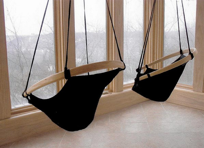 DIY Hanging Hammock Chair4