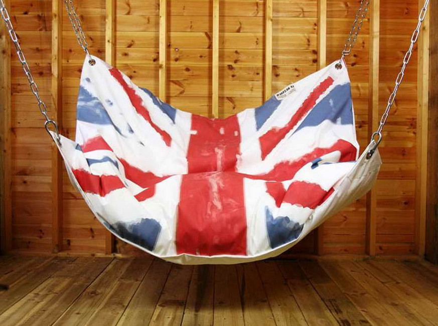 DIY Hanging Hammock Chair5