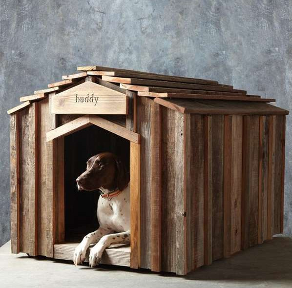 DIY Indoor Dog Kennel 3