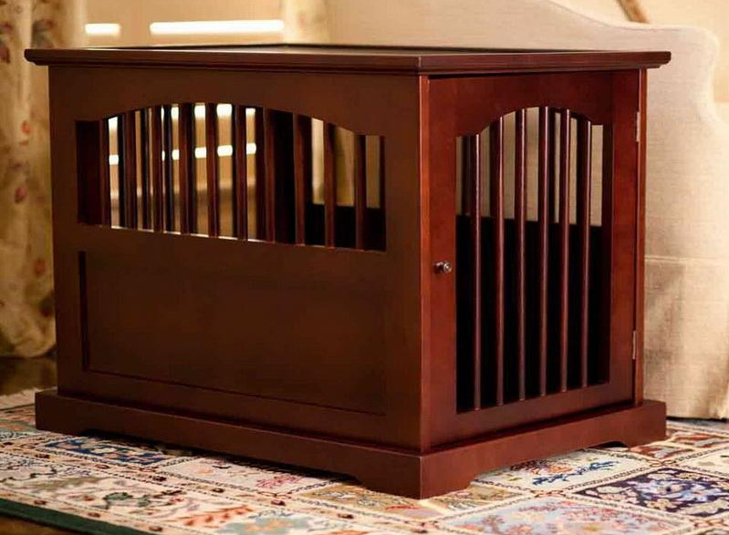 DIY Indoor Dog Kennel 4