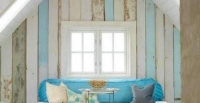 DIY Wood Paneling Makeover