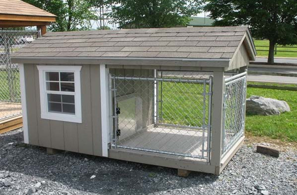 How to Make a Dog Kennel 3