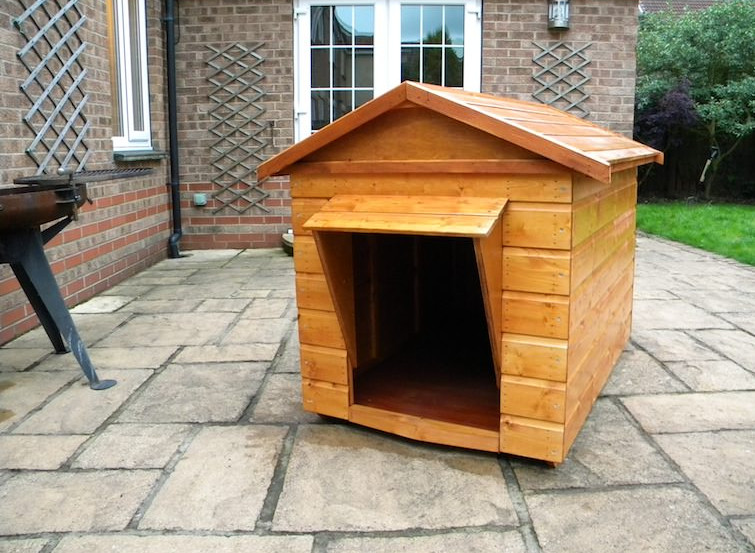 How to Make a Dog Kennel  4