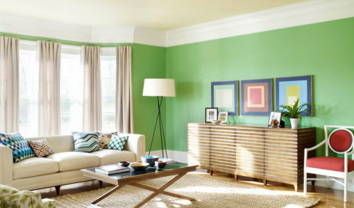 Indoor House Paint Color Schemes 2