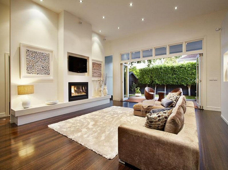 Classic Home Design With Various Color Ideas: Indoor House Paint Color Schemes