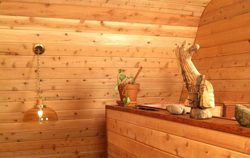 Luxury Faux Log Cabin Walls About My Blog