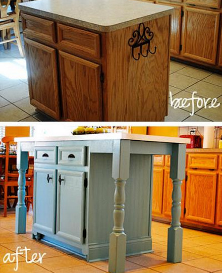 Kitchen Table Makeover Ideas 3