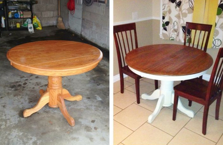 Kitchen Table Makeover Ideas 7