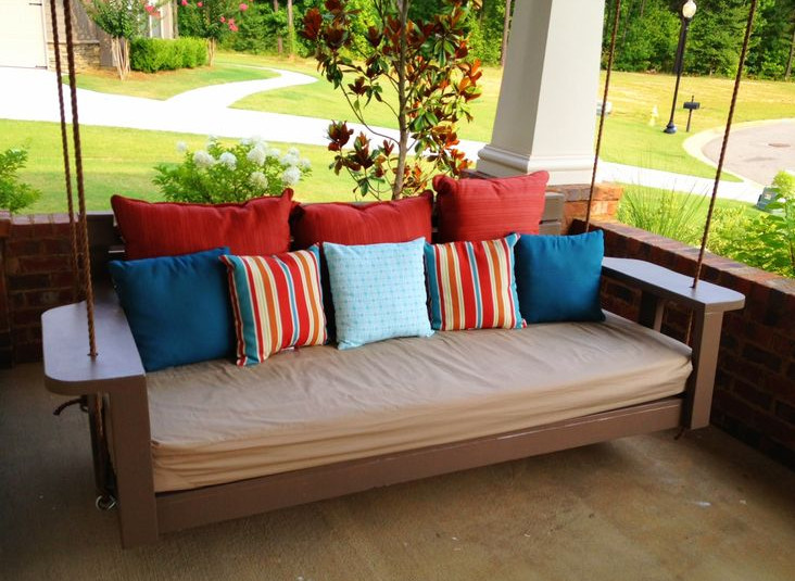 porch swing bed cushions4