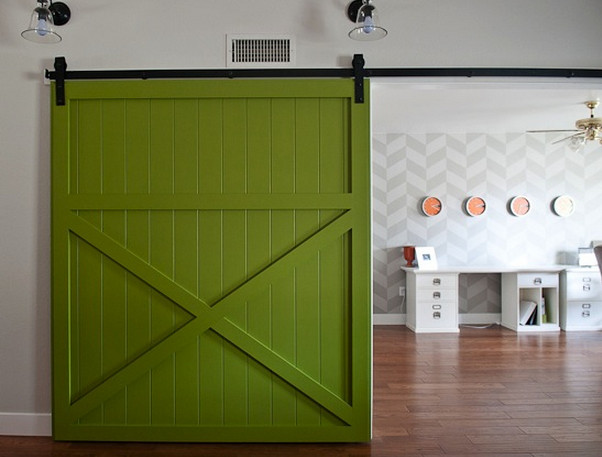 Sliding Barn Doors for Bedroom