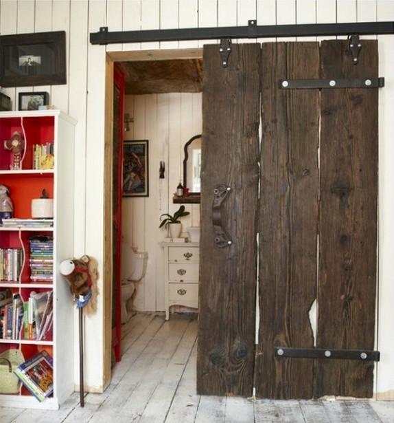 Sliding Barn Doors for Bedroom2