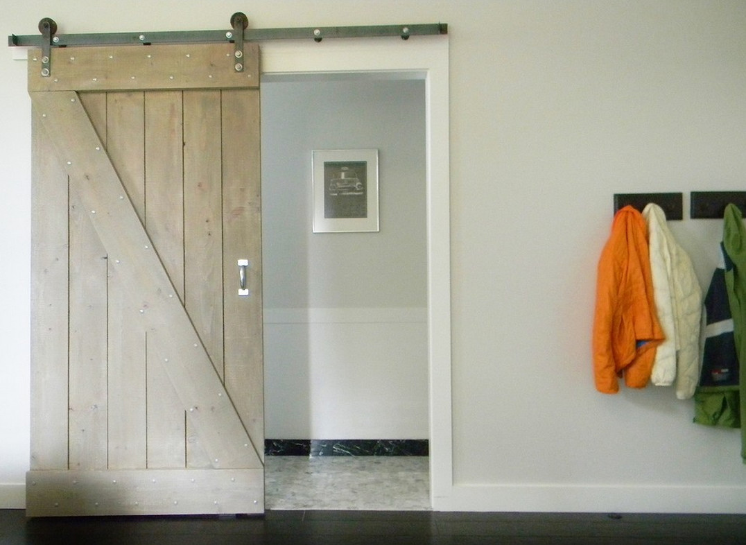 Sliding barn doors for bedroom interesting ideas for home for Bedroom barn door hardware