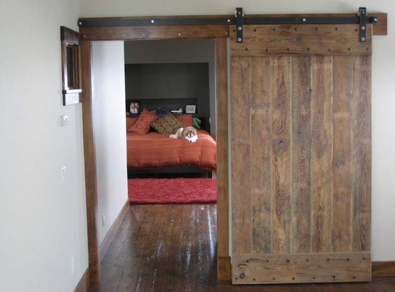Sliding Barn Doors for Bedroom5