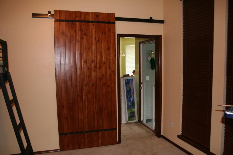 Sliding Barn Doors for Bedroom6