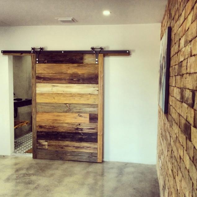Sliding Barn Doors for Bedroom7