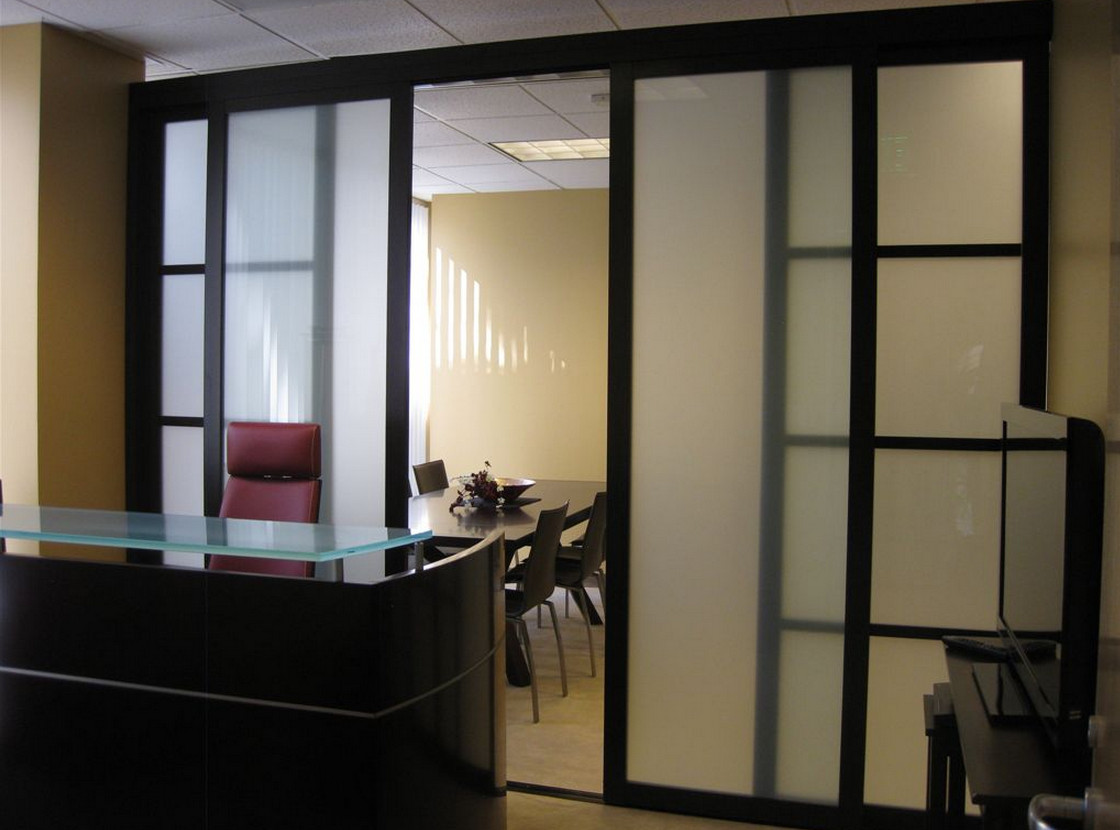 Sliding Glass Panels Room Dividers2