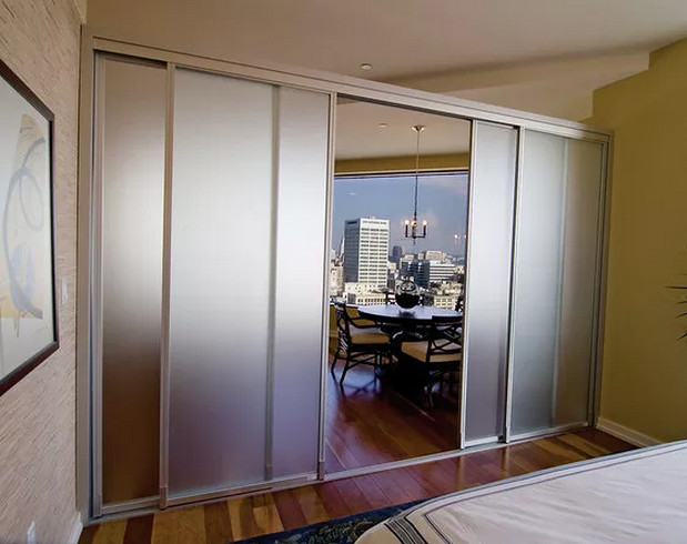 Sliding Glass Panels Room Dividers3
